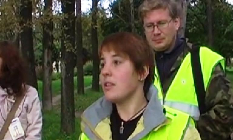 Соревнования по первой помощи в Карелии (2007) — этап Теория и Практика