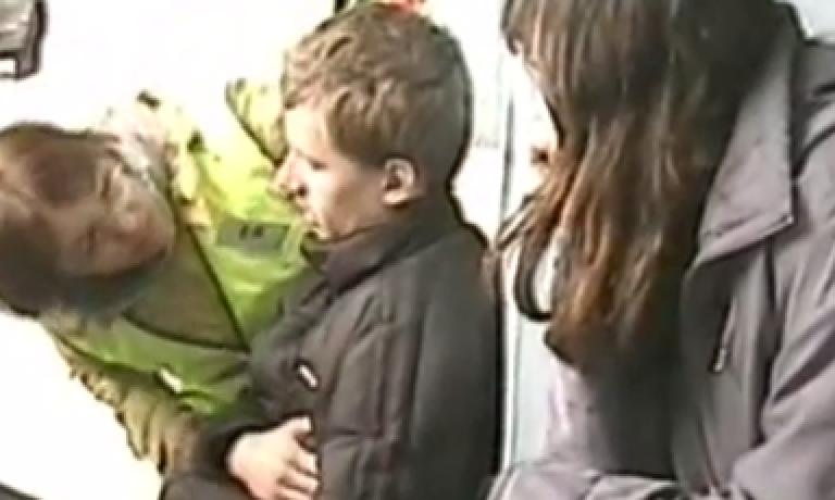 Соревнования по первой помощи в Санкт-Петербурге (2008) — этап Сердечная недостаточность