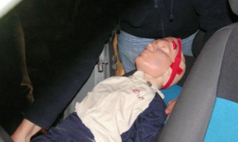 Этап по первой помощи в Ночном Дозоре для команды ВВС