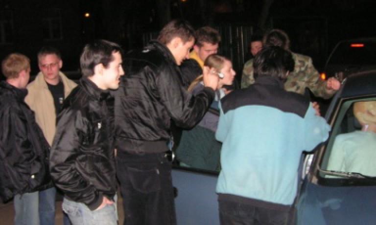 Этап по первой помощи в Ночном Дозоре для команды Город 77