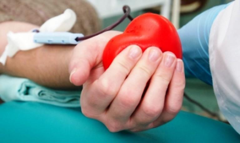 Баннеры к акциям по донорству крови