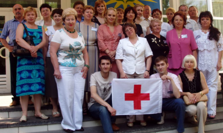 Семинар по подготовке тренеров состоялся в Киеве