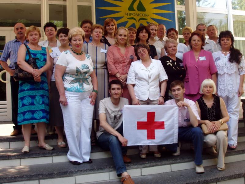 Киев (семинар по птичьему гриппу)