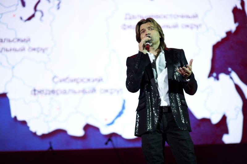 Дмитрий Маликов сказал спасибо донорам