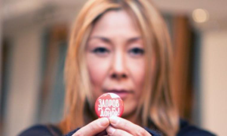 Анита Цой: Музартерия — это благое дело, которое многим принесет шанс на жизнь