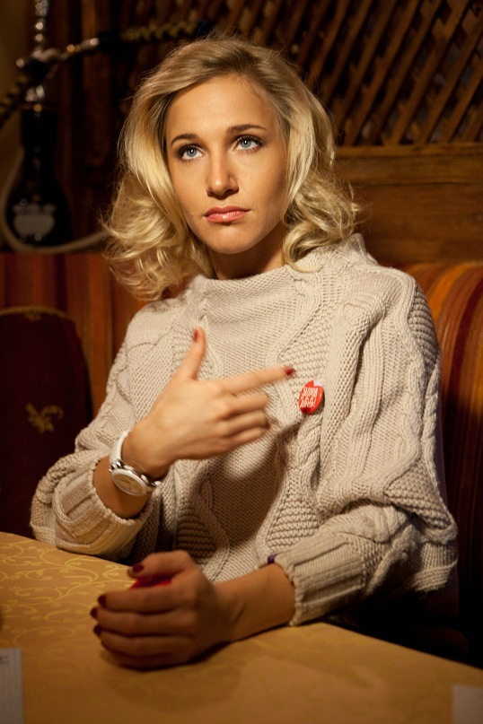 Юлия Ковальчук в конкурсе Музартерия