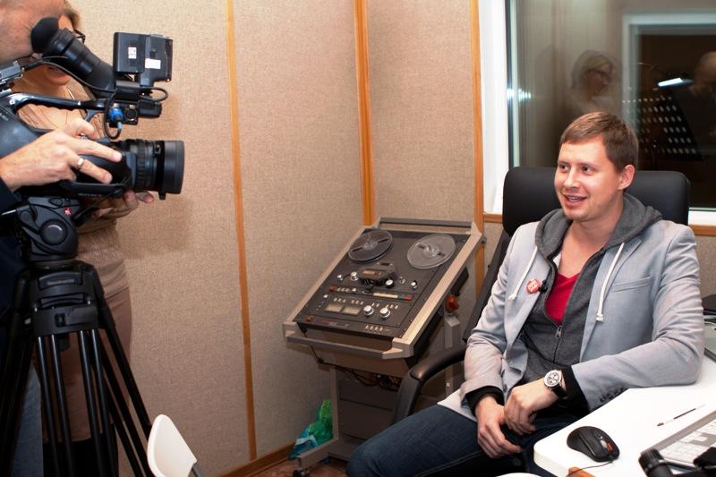 Финалист конкурса Иван Федоренко и Анита Цой с песней «Будь моим донором»