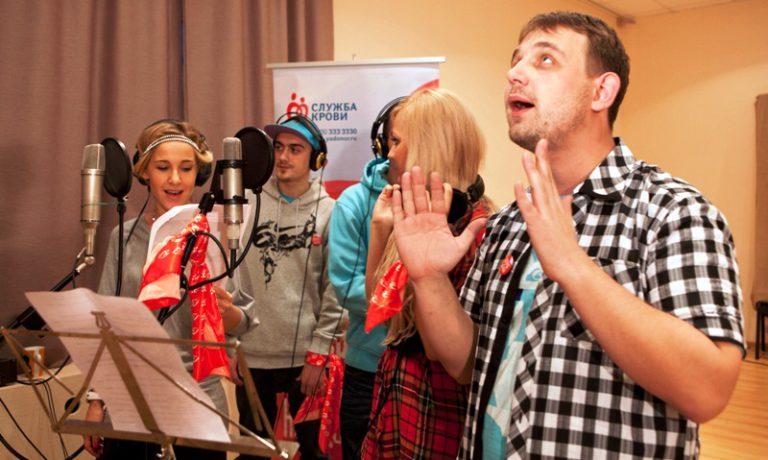 Финалист конкурса группа Space4 и Юлия Ковальчук с песней «Пульс»