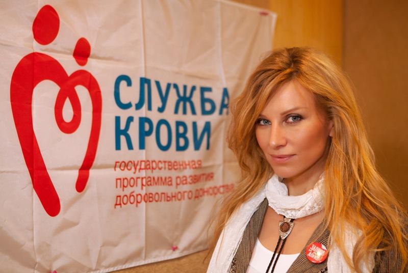 Финалист конкурса Олег Булацкий и Ирина Нельсон с песней «Ты - нужен»