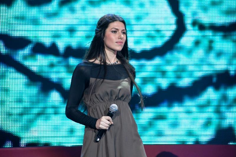 Выступление Юлии Михальчик и Александры Носач на финальном концерте конкурса МУЗАРТЕРИЯ