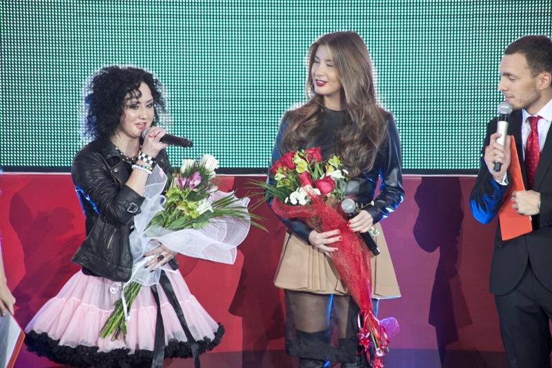Выступление группы A'STUDIO и Таи Шиловой на финальном концерте конкурса МУЗАРТЕРИЯ