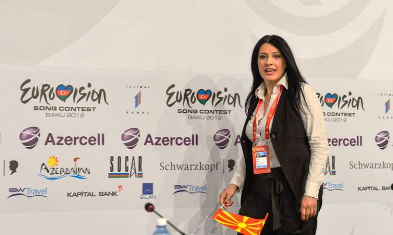 Македония: первая пресс-конференция