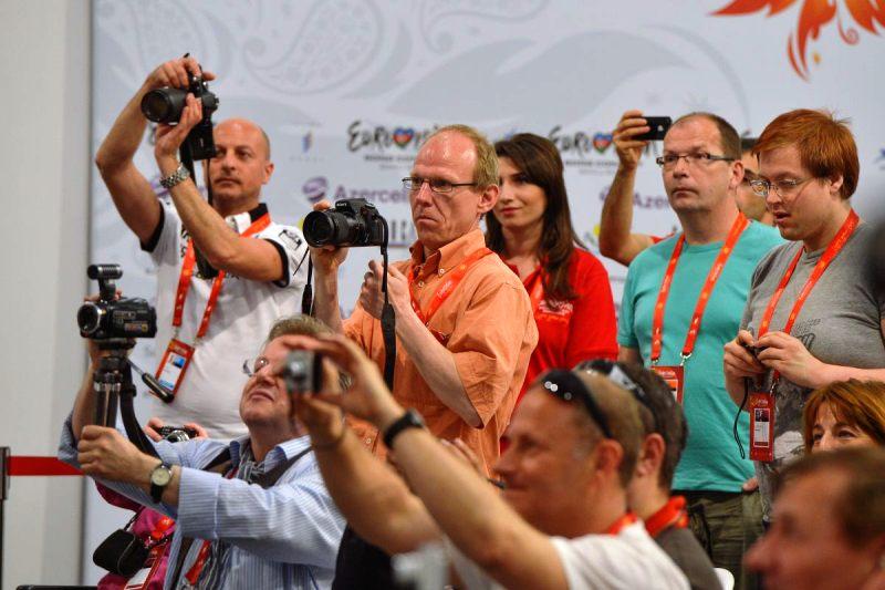 Мальта: первая пресс-конференция