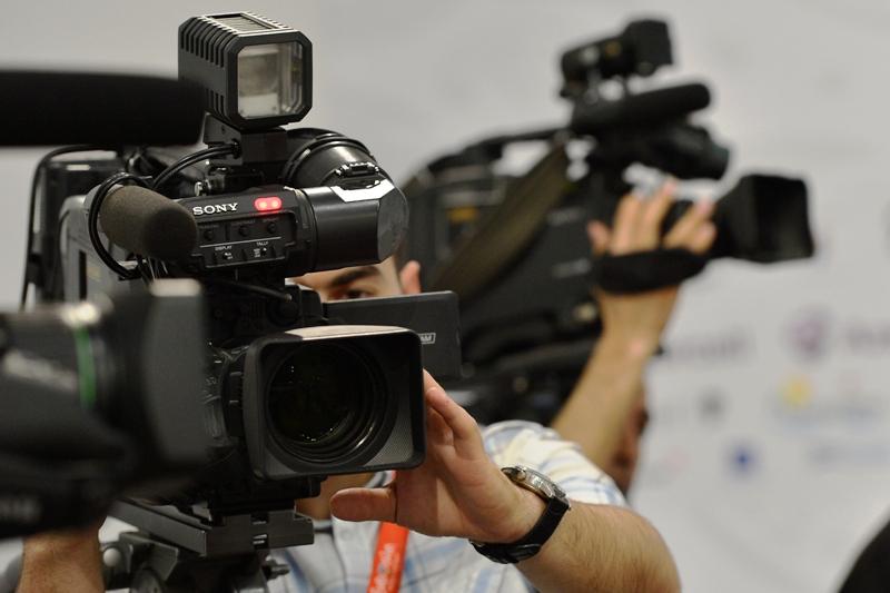 Сербия: первая пресс-конференция