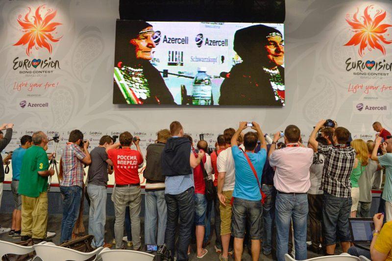 Россия: вторая пресс-конференция