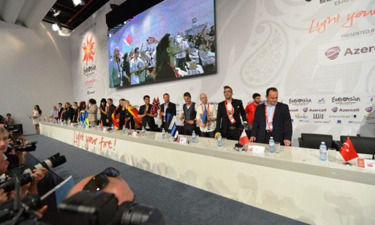 Победители второго полуфинала: пресс-конференция