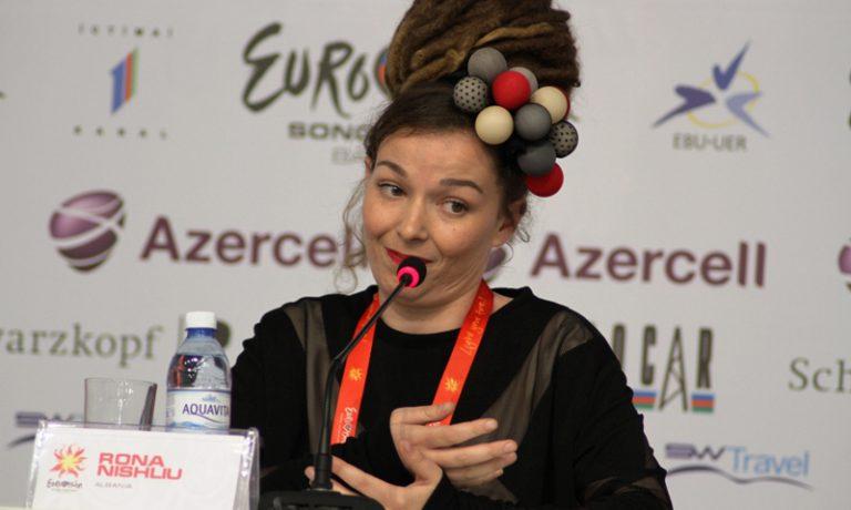 Албания: первая пресс-конференция