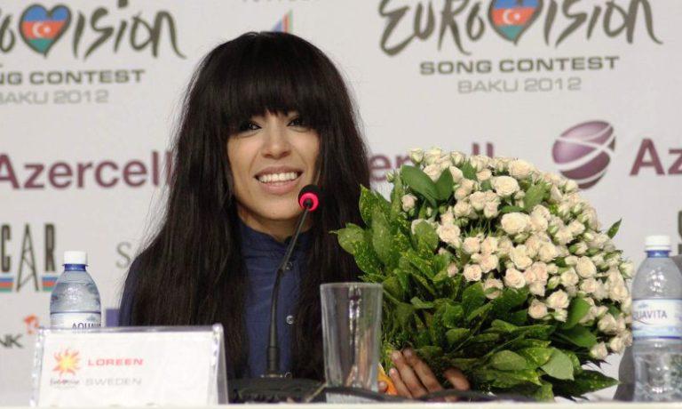 Швеция: пресс-конференция победителя