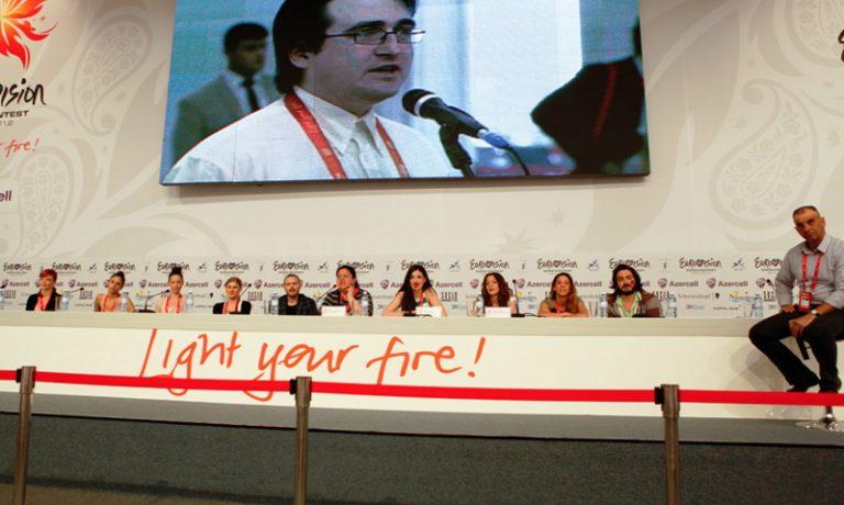 Кипр: первая пресс-конференция
