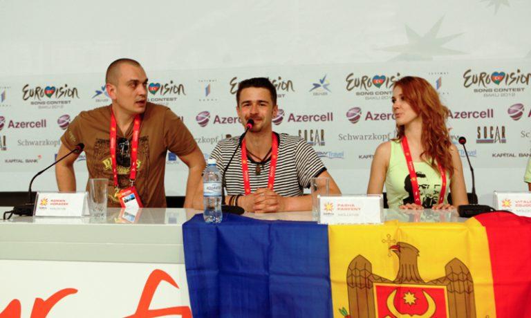 Молдова: первая пресс-конференция