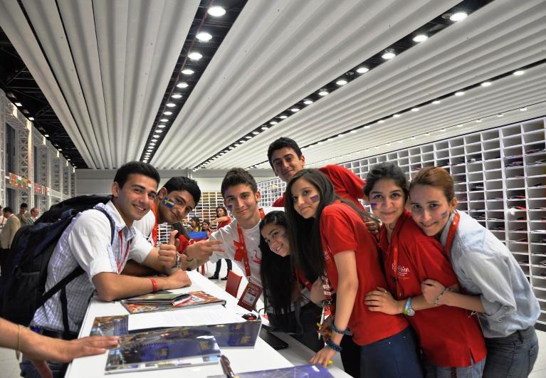 Пресс-центр Евровидение2012