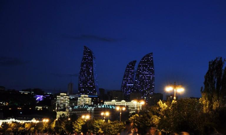 Салам алейкум, Евровидение в Баку