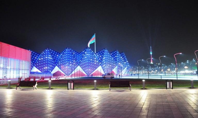 Целая страна с министрами и народом на Евровидении в Баку
