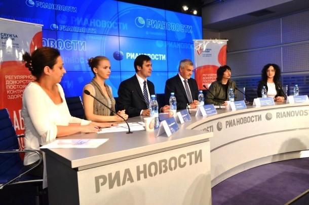 пресс-конференция Музартерия