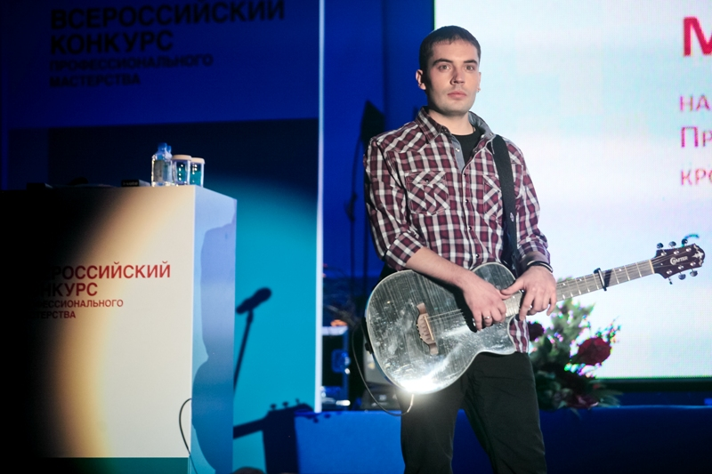 Ирина Нельсон и Олег Булацкий на Форуме Службы крови 2012