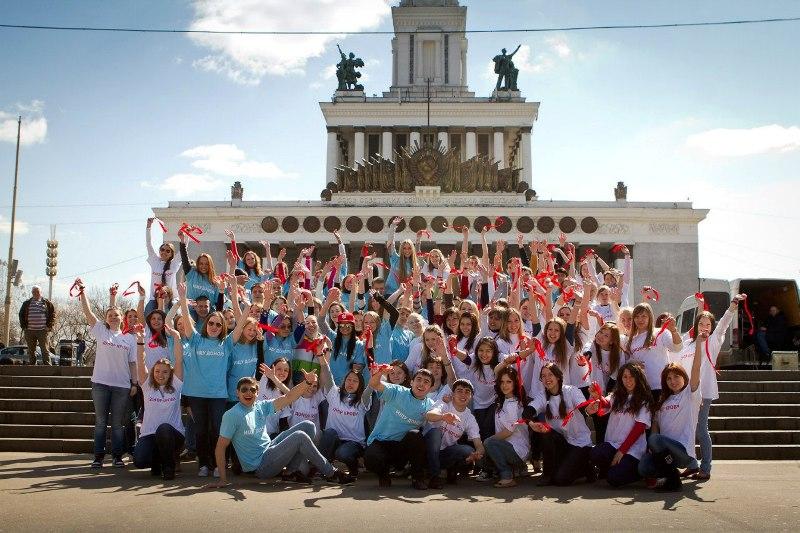 Егор Дружинин и студенты МГМСУ им. А.И. Евдокимова станцевали в поддержку донорства