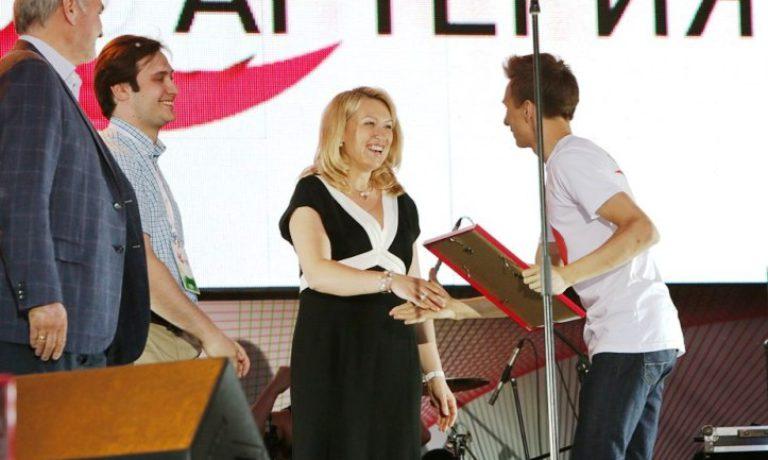 Незабываемым шоу завершился конкурс на лучший сценарий флэшмобов МУЗАРТЕРИЯ-2013!