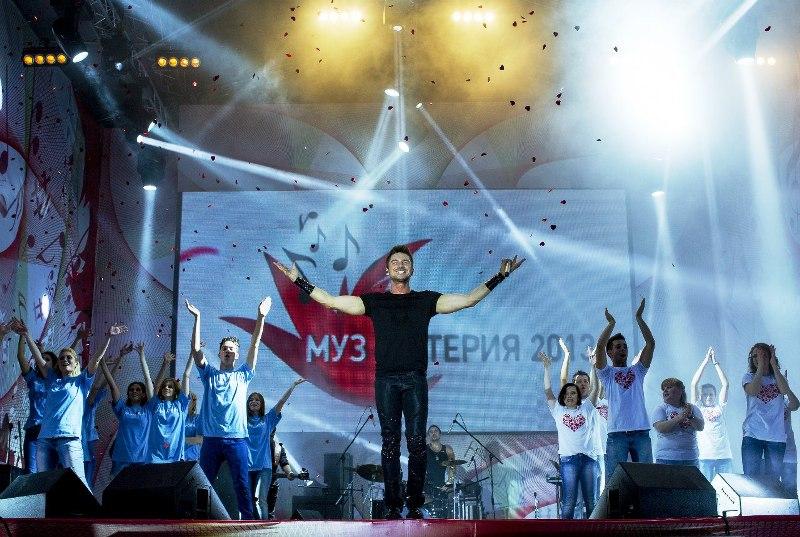 Сергей Лазарев о конкурсе МУЗАРТЕРИЯ-2013