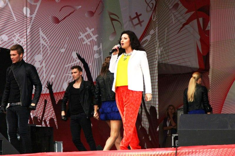 Жасмин о конкурсе МУЗАРТЕРИЯ-2013