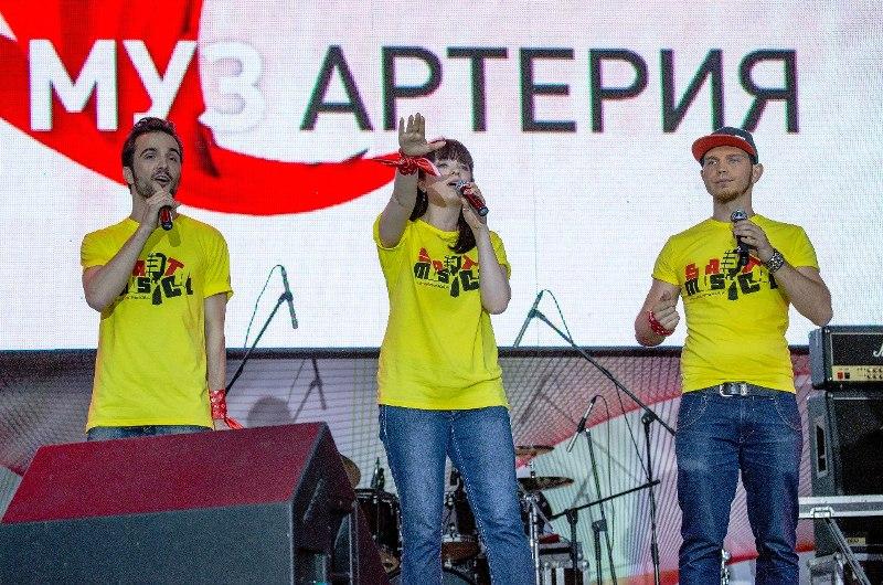 Команда StreetMusical о конкурсе МУЗАРТЕРИЯ-2013