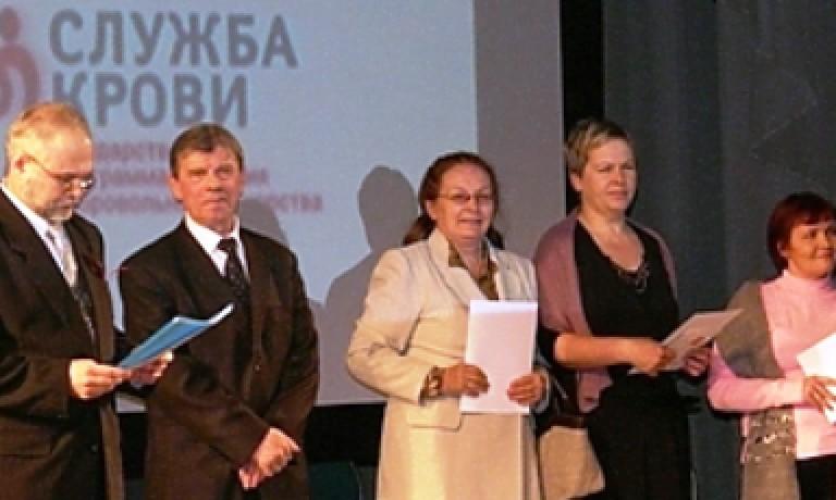Служба крови поздравила доноров Республики Коми «в стиле джаз»