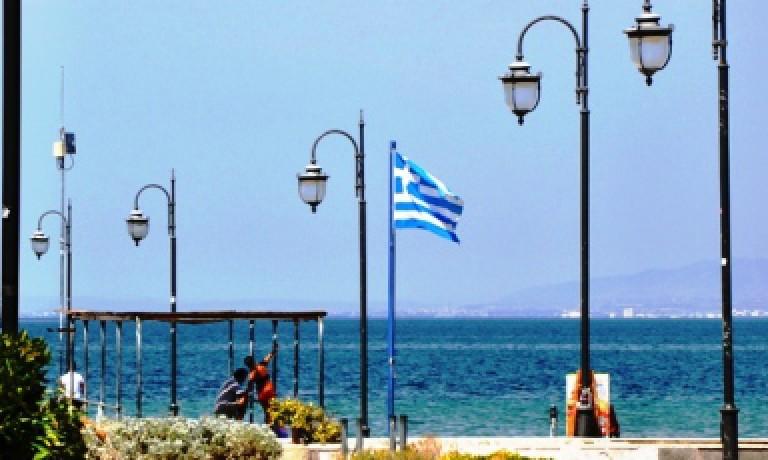 По следам Одиссея: Салонники