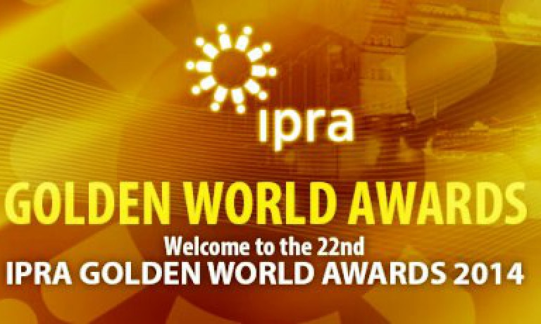 МУЗАРТЕРИЯ-2013 выиграла IPRA GOLDEN WORLD AWARDS 2014