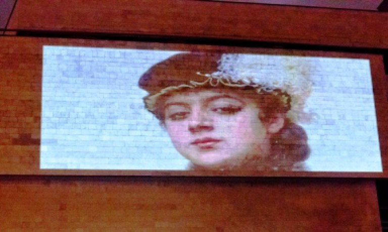 Интерактивная экспозиция Третьяковской галереи побывала в Екатеринбурге