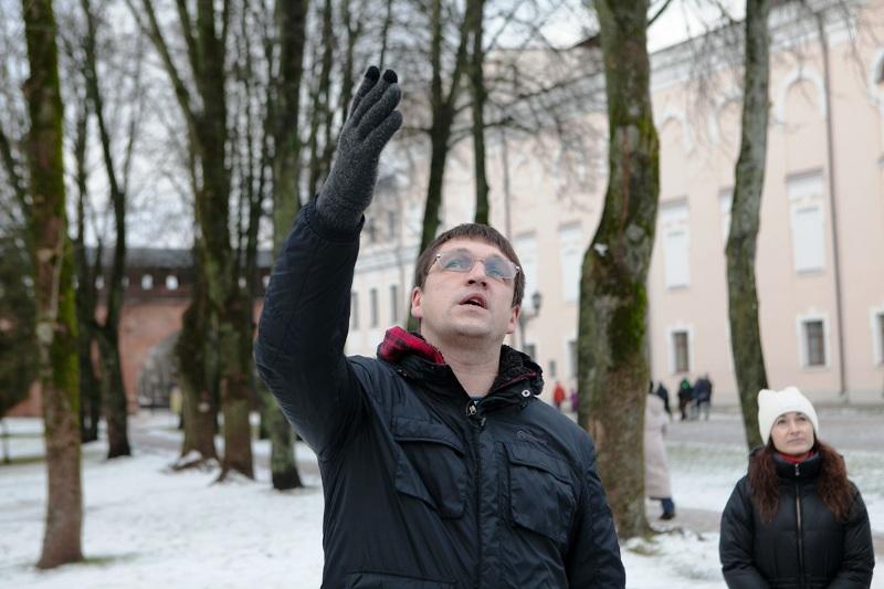 Дмитрий Орлов рассказал об истории Великого Новгорода