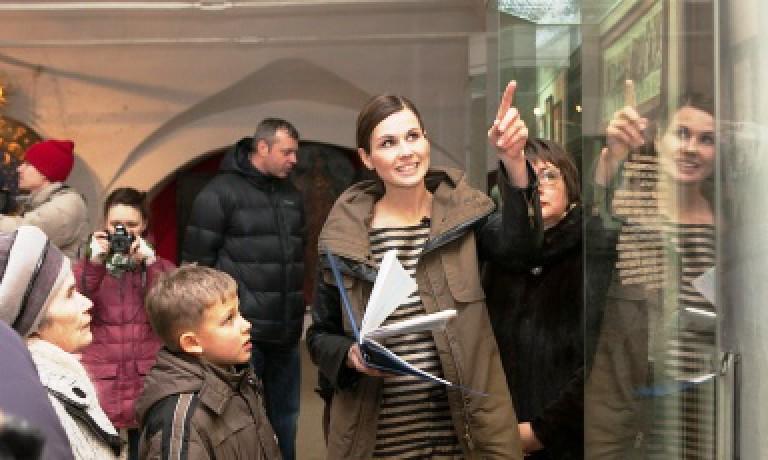Актриса Наталья Лесниковская: в Александрове я прошла боевое крещение