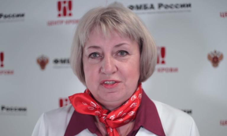 Главный врач Центра крови ФМБА России приглашает всех участвовать в конкурсе МУЗАРТЕРИЯ