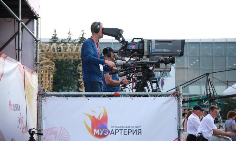 Телевизионная версия финального концерта музыкального конкурса МУЗАРТЕРИЯ-2015