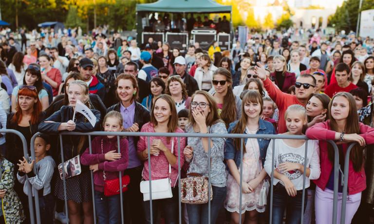 В Челябинске состоялся концерт роудшоу МУЗАРТЕРИЯ