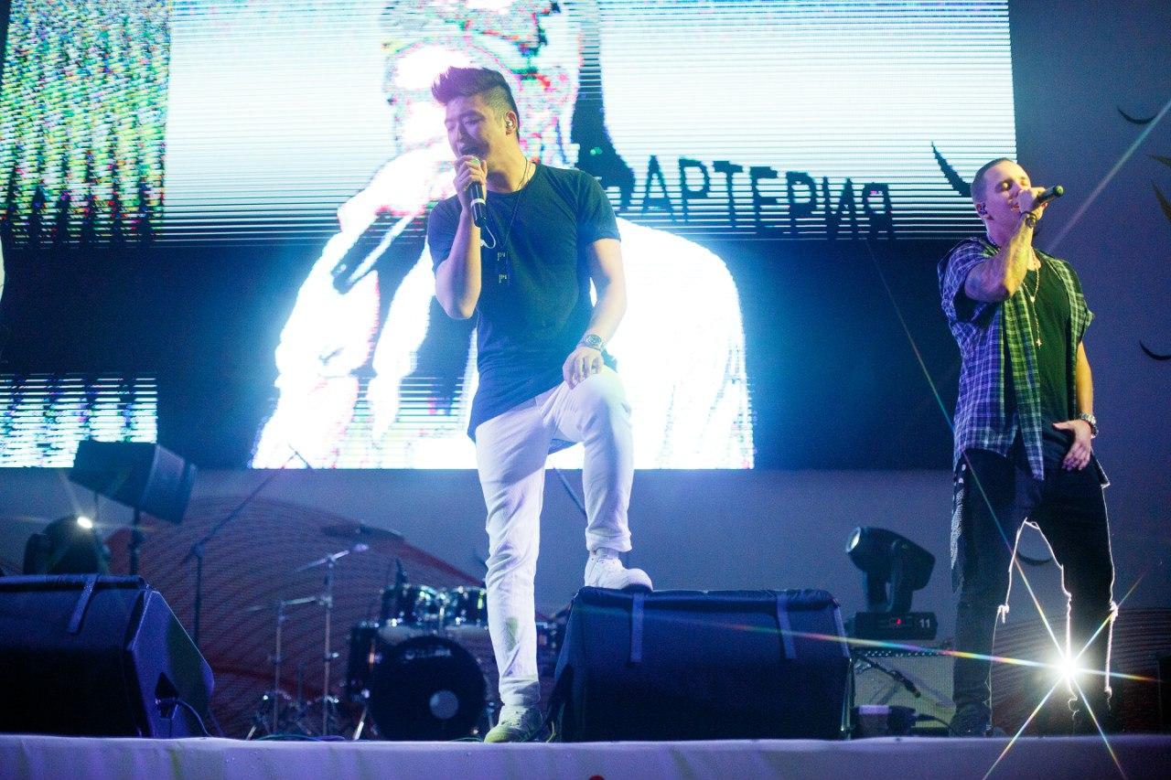 Турне артистов проекта МУЗАРТЕРИЯ завершилось грандиозным гала-концертом во Владивостоке