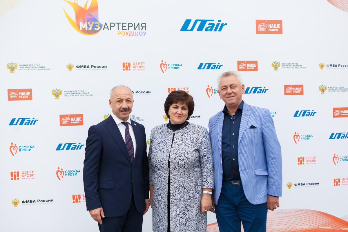Казань присоединилась к всероссийскому проекту роудшоу МУЗАРТЕРИЯ